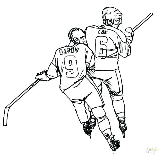 615x596 Hockey Goalie Coloring Pages Jets Logo Hockey Sport Coloring Pages