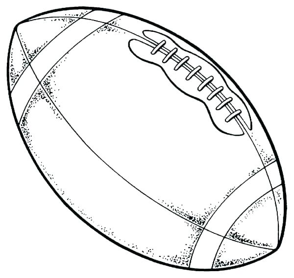 600x568 Nfl Football Coloring Pages Coloring Pictures Coloring Pages