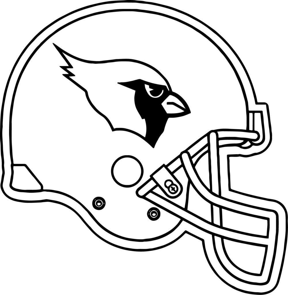 1000x1024 Authentic St Louis Cardinals Logo Coloring Pages
