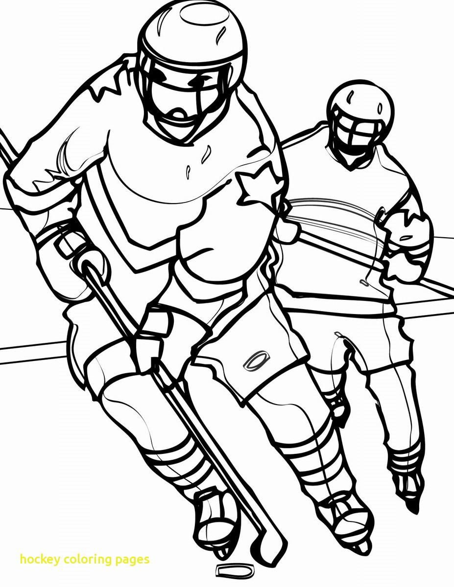 927x1200 Hockey Coloring Pages