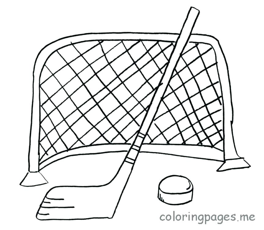 863x752 Hockey Coloring Pages To Print Coloring Pages Coloring Pages Free