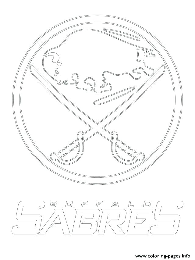 640x853 Nhl Logo Coloring Pages Hockey Color Pages Hockey Color Pages