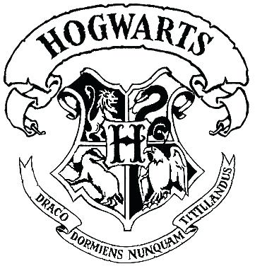 This is a picture of Printable Hogwarts House Crests with regard to emblem