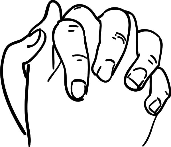 600x518 Christian Praying Hands Coloring Pages Christian Praying Hands