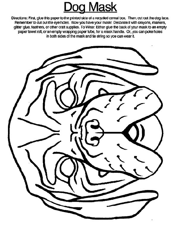 Holes Coloring Pages