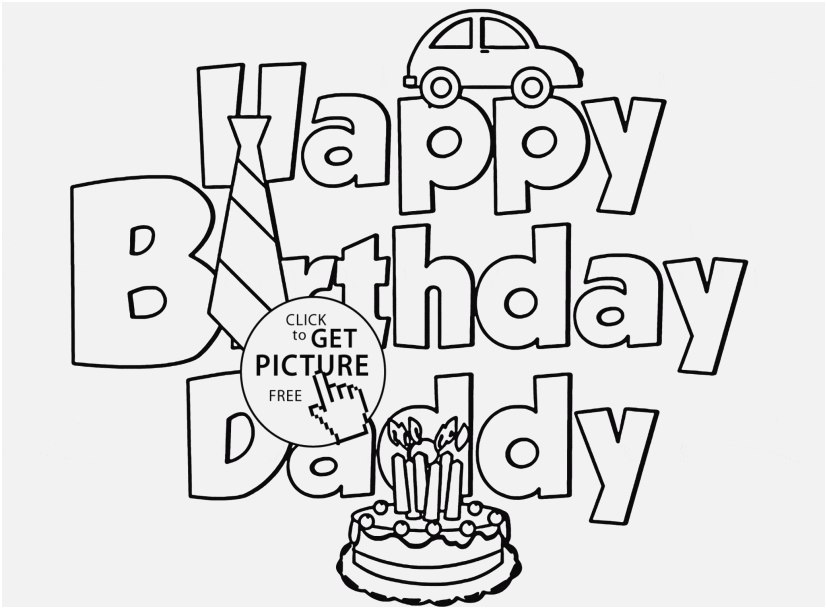 827x609 Happy Birthday Coloring Pages For Adults Pictures Happy Birthday