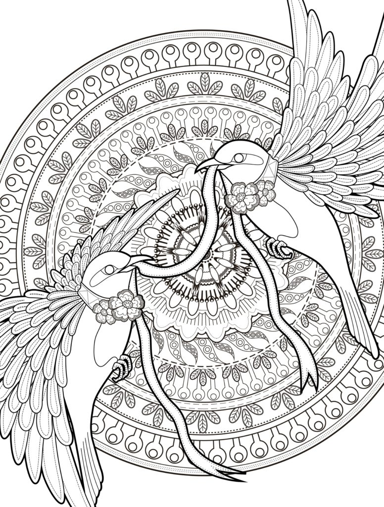 776x1024 More Free Printable Adult Coloring Pages Page
