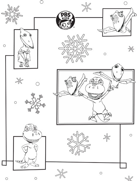 467x617 Pbs Kids Holiday Coloring Pages Printables Happy Holidays