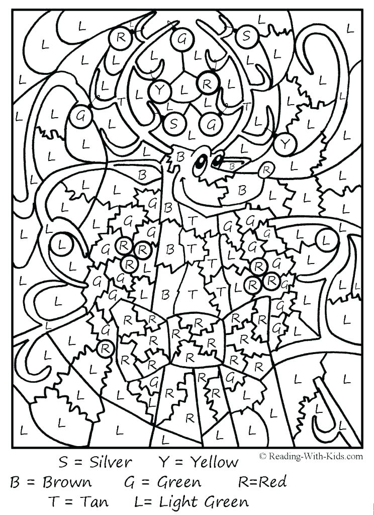 744x1024 Holiday Coloring Pages For Adults