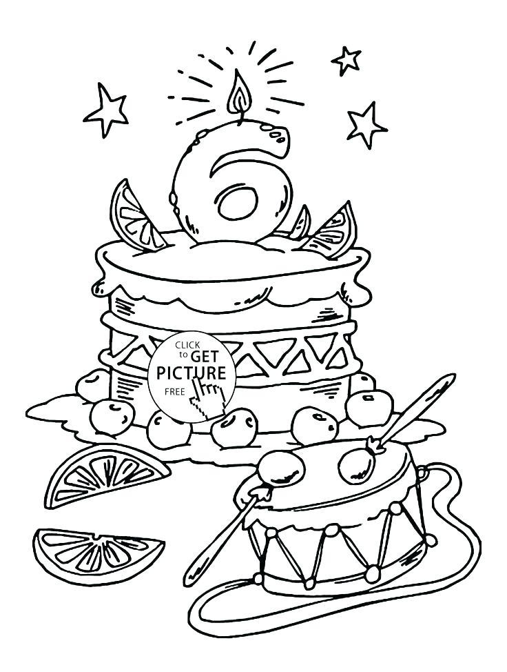 736x974 Happy Birthday Coloring Page Card Elmo Coloring Pages Printable
