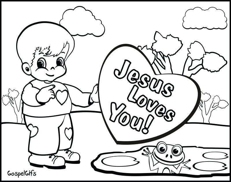 800x631 Christian Valentine Coloring Pages Delectable Valentines Day Free