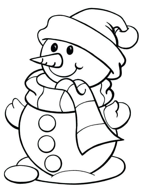 600x799 Holiday Coloring Pages Printable Holiday Coloring Pages Printable