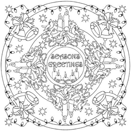 500x502 Image Result For Free Coloring Book Winter Coloring Pages