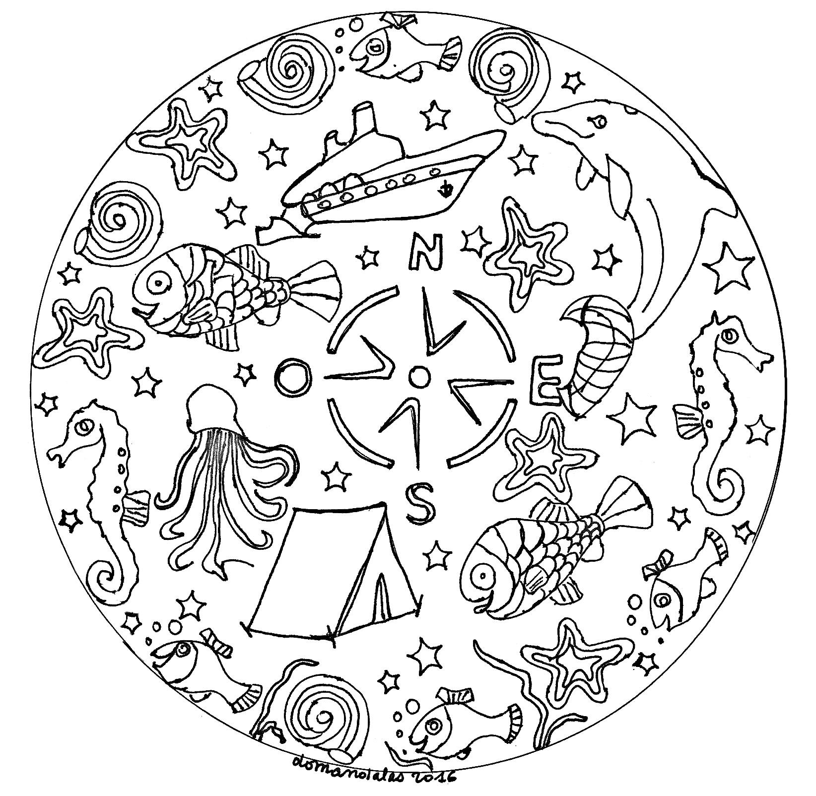 1644x1604 Mandala Domandalas Holidays