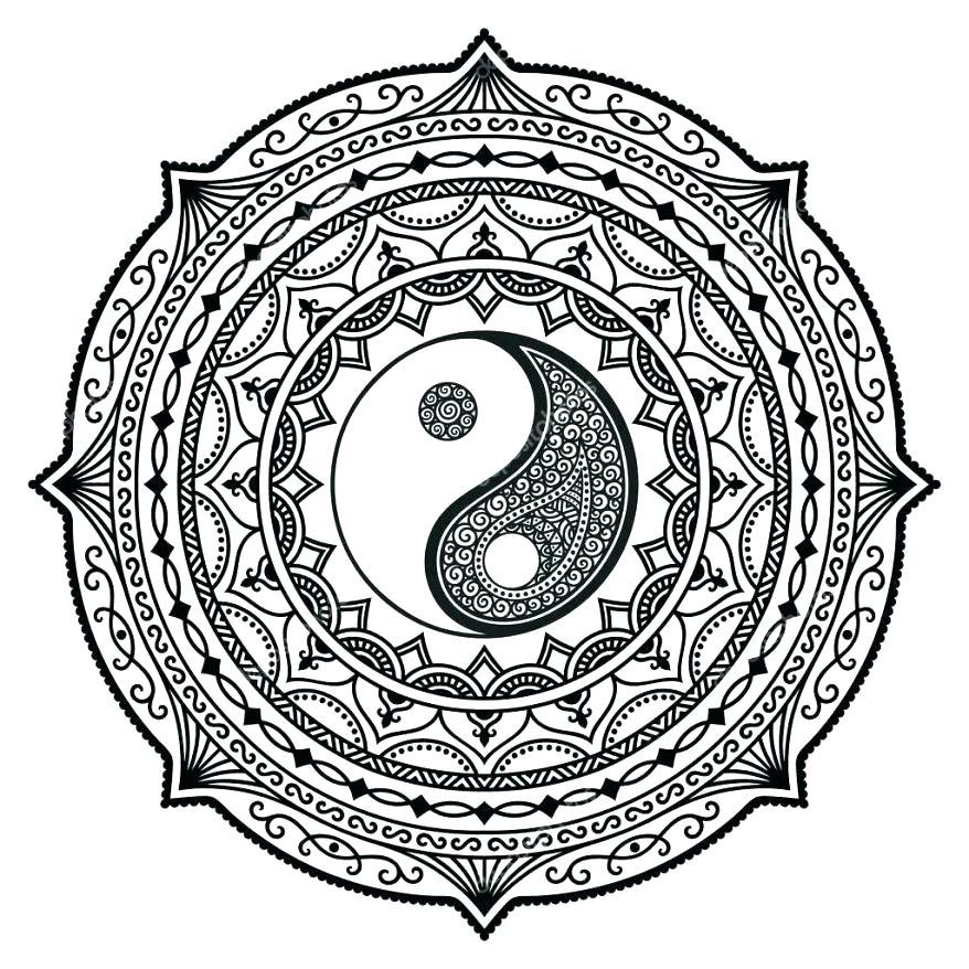 878x878 Buddha Coloring Page Coloring Page Free Download Buddha Mandala