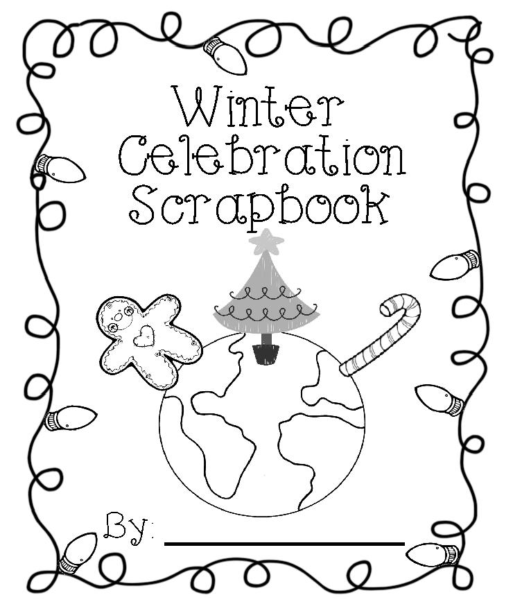 740x881 Holidays Around World Coloring Pages Christmas Around
