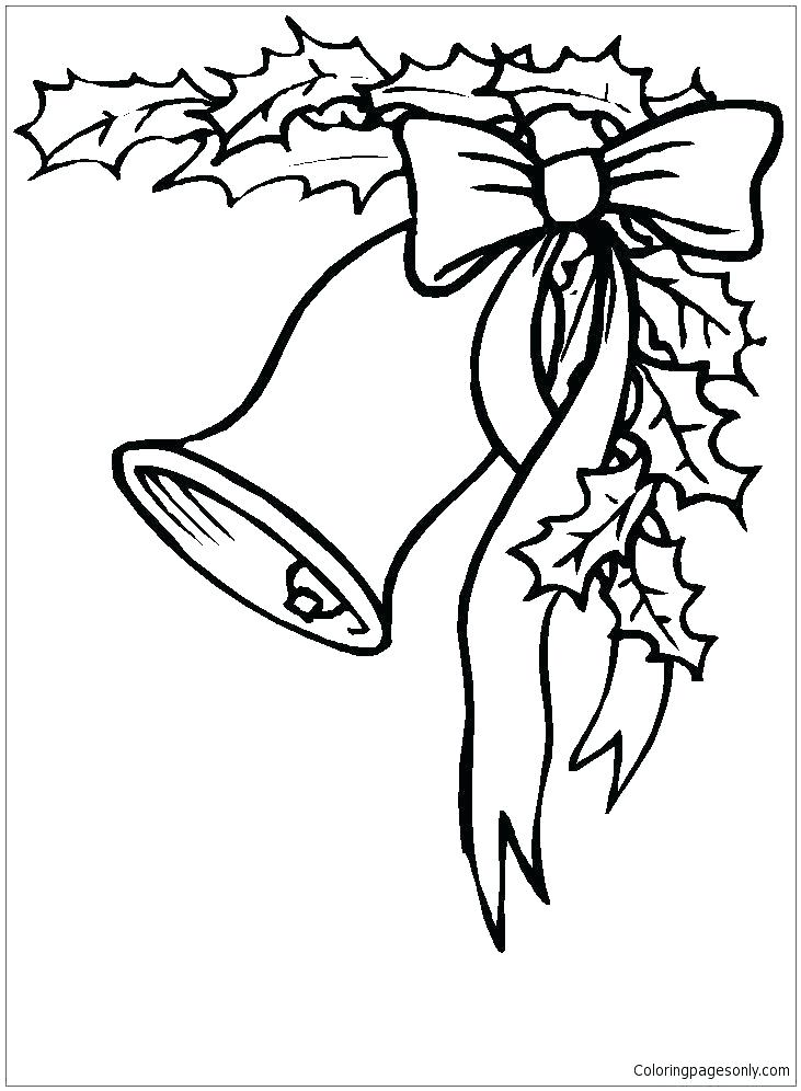 731x996 Holly Colouring Pages Holly Tree Colouring Page Holly Leaf