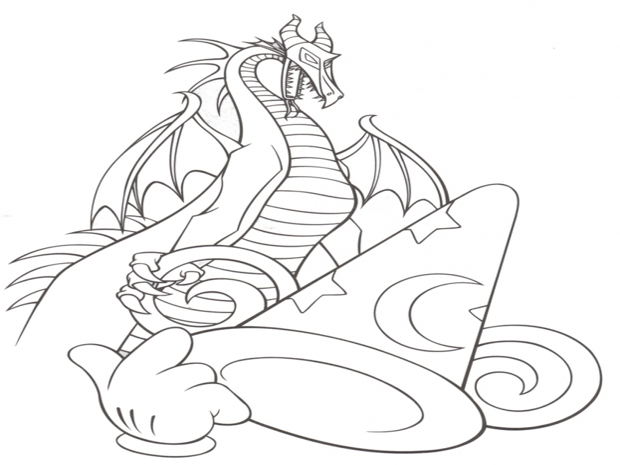 1280x960 New Walt Disney World Coloring Pages Collection Printable