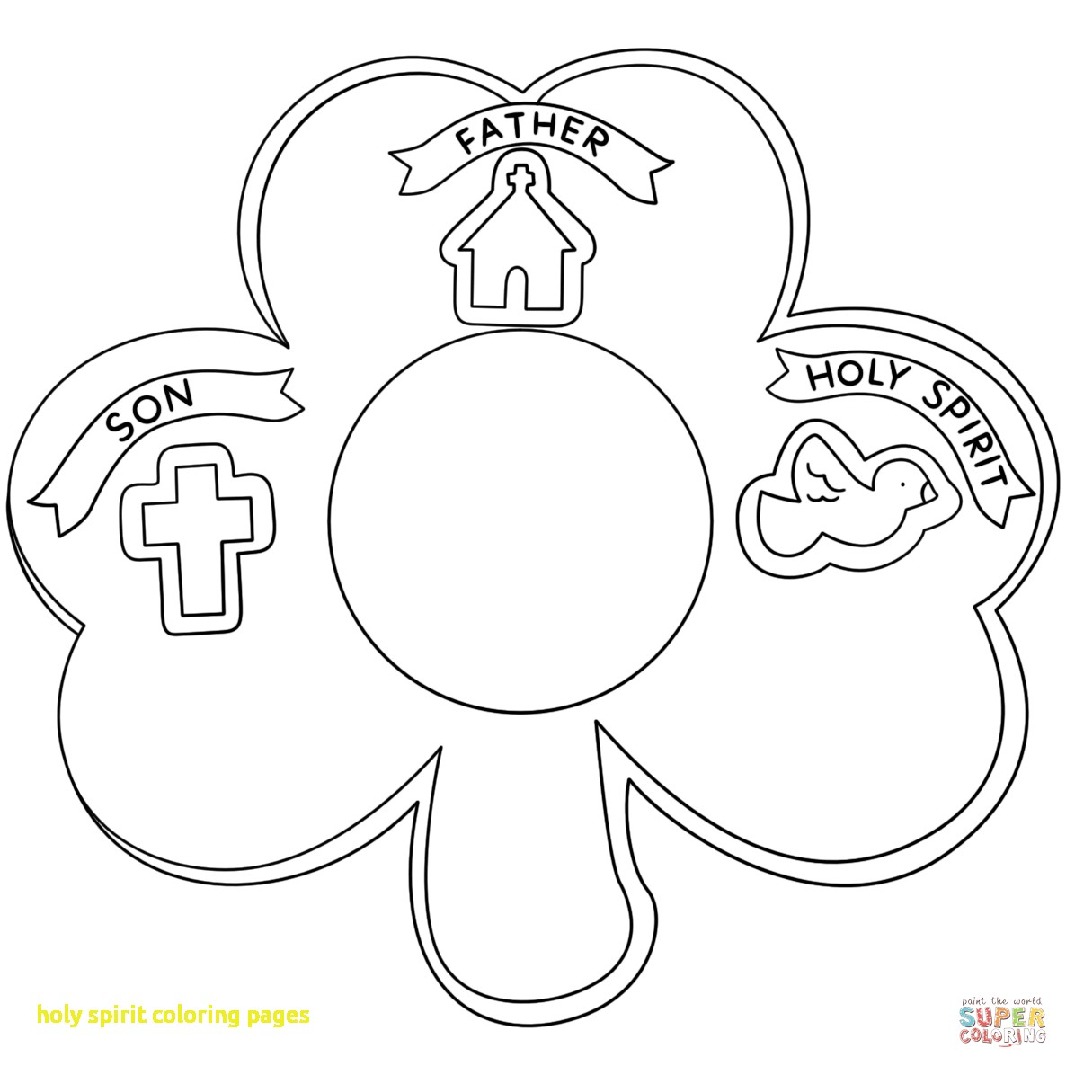 1186x1186 Holy Spirit Coloring Pages With Holy Spirit Coloring Page