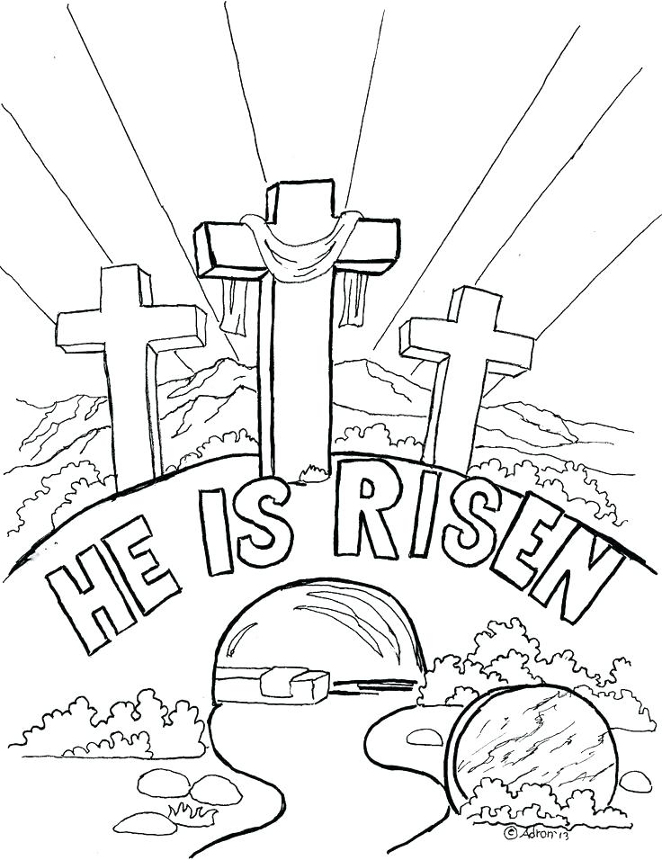 736x956 Holy Week Coloring Sheets Holy Week Coloring Sheets Religious