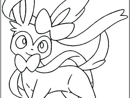 440x330 Pokemon Eevee Para Colorear Coloring Pages Coloring Pages Coloring