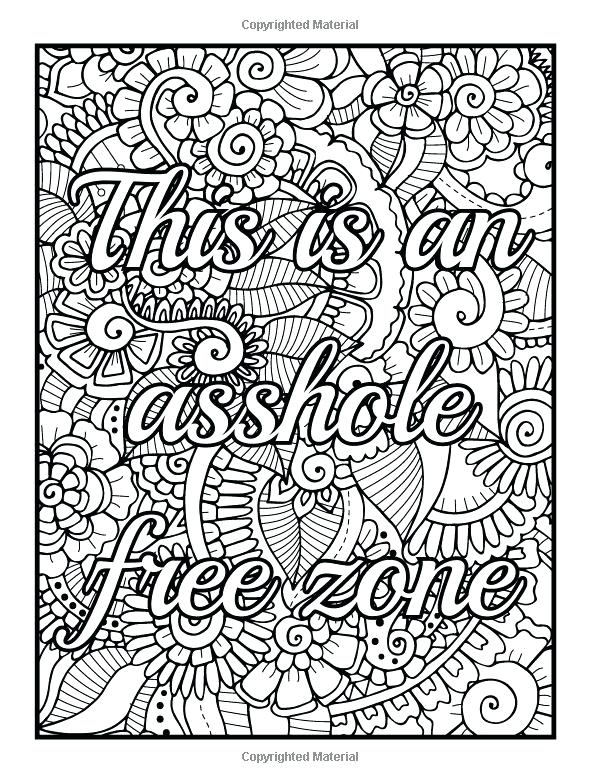 600x783 Printable Adult Coloring Pages Quotes With Crosses Roses Quotes