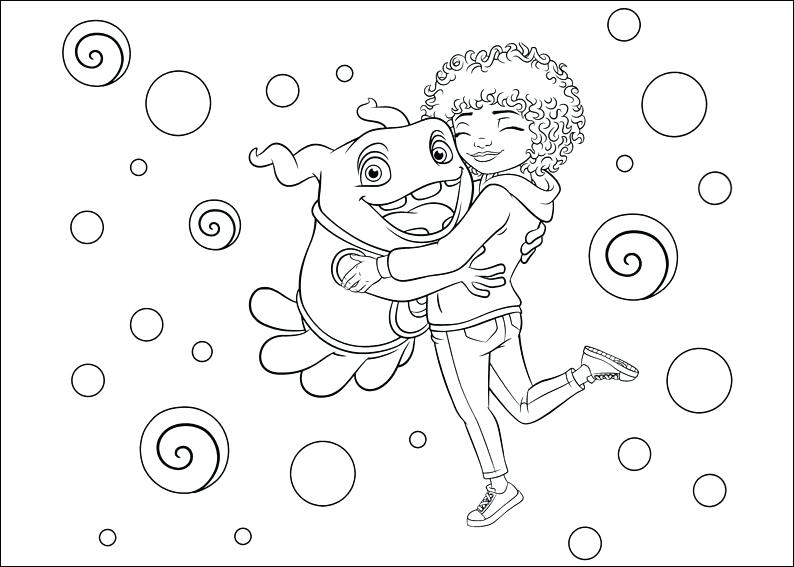 794x567 Dreamworks Coloring Pages Coloring Trend Thumbnail Size Home Movie