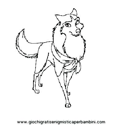 398x408 Balto Coloring Pages Home Page A Kids Balto Movie Coloring Pages