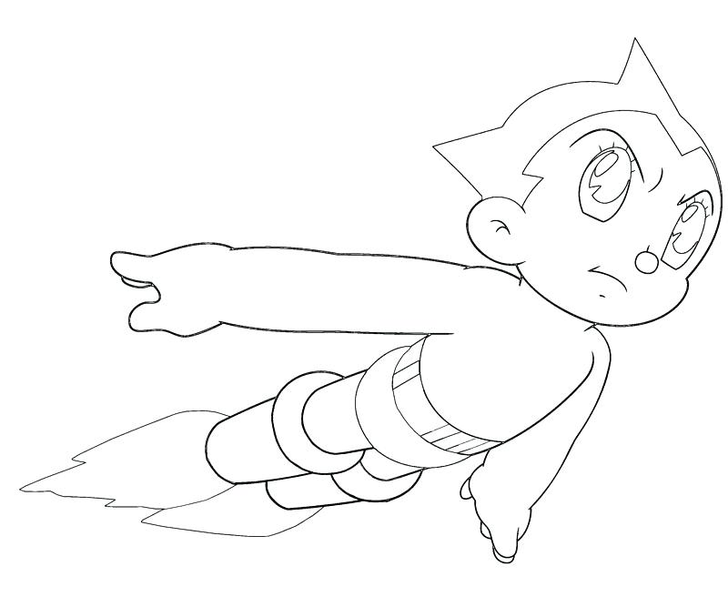 800x667 Cartoons Printable Coloring Pages Astro Boy Coloring Pages