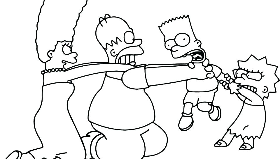960x544 Homer Simpson Coloring Pages Homer Coloring Pages Coloring Pages