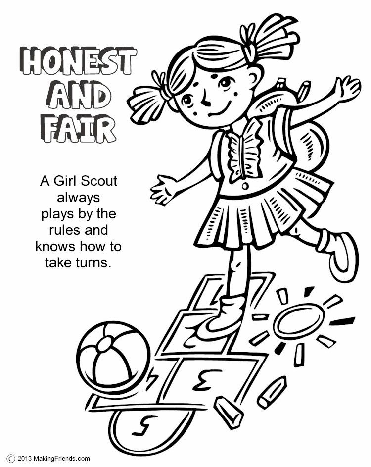750x943 The Law, Honest Fair Coloring Page Coloring Books, Girls