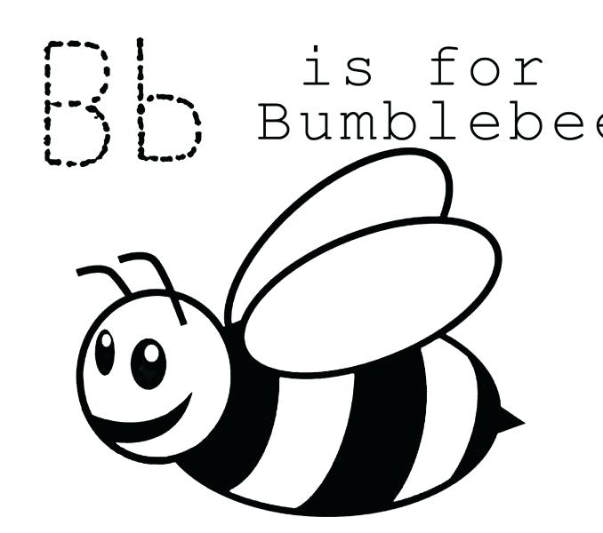 678x600 Astounding Honey Bee Coloring Page Printable Bumble Bee Honey