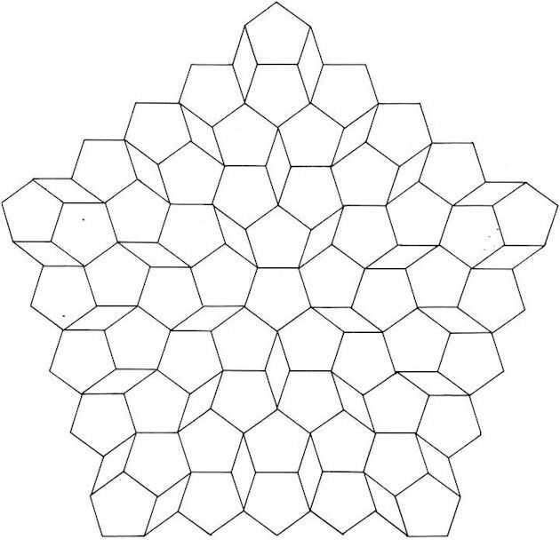 Honeycomb Coloring Page
