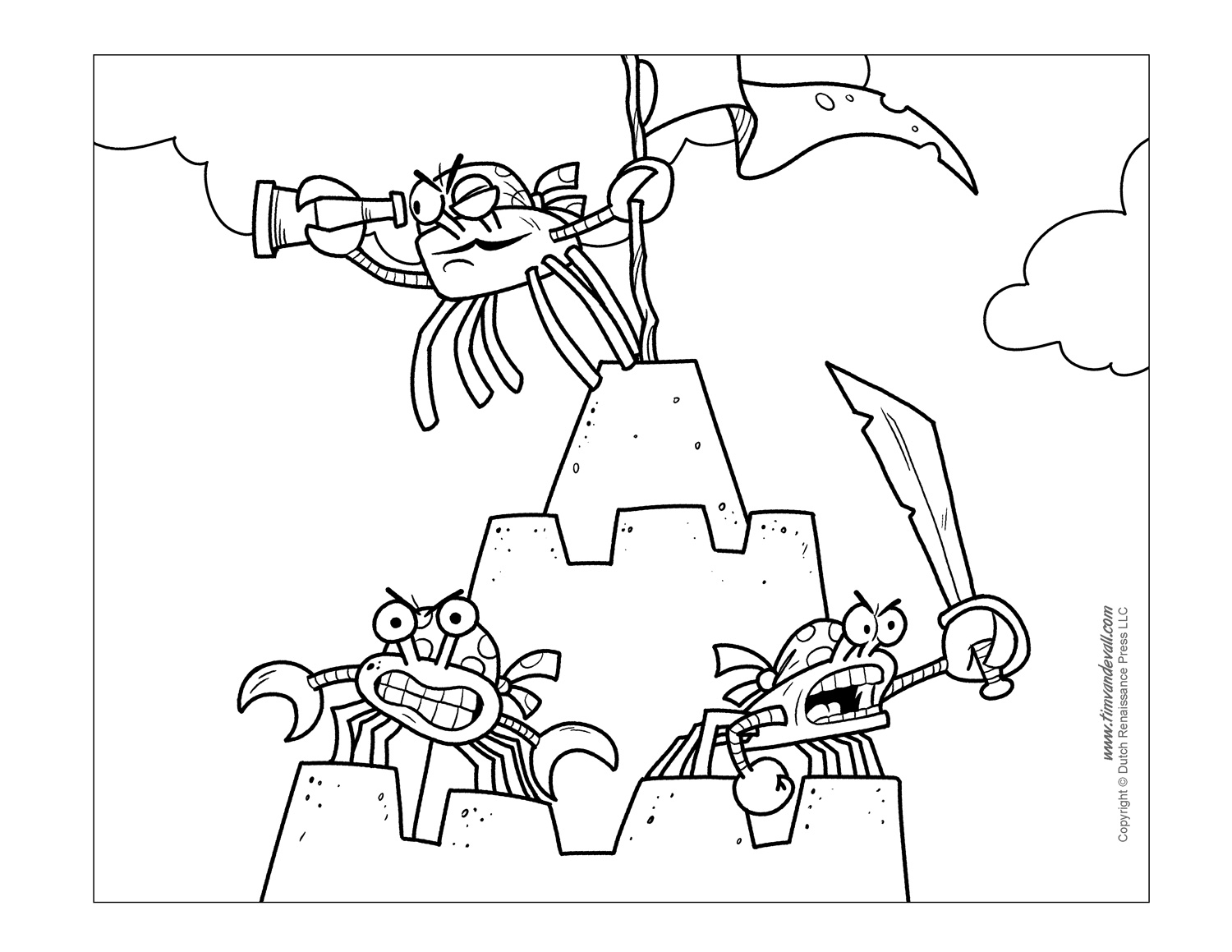 1500x1159 Coloring Pages To Download And Print For Free New Nautical