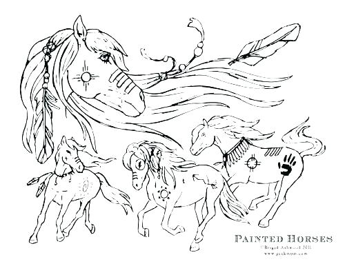 Horse And Jockey Coloring Pages At Getdrawings Com Free For