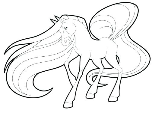 The best free Horseland coloring page images. Download from ...