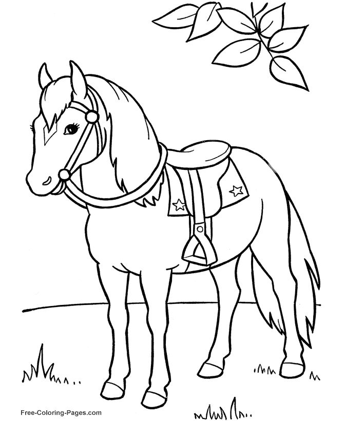 670x820 Animal Coloring Pages