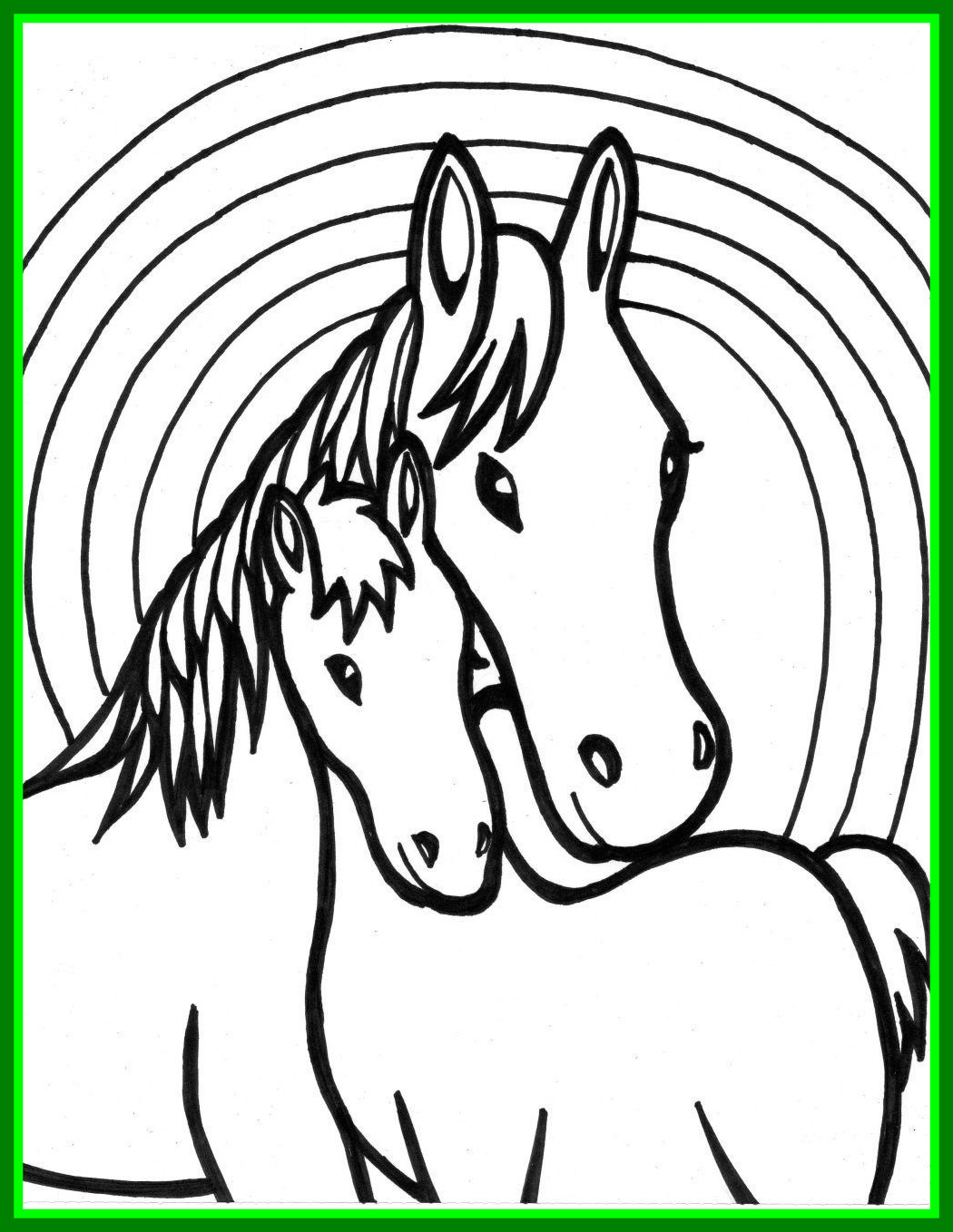 1050x1358 Best Horse Coloring Pages Cute Grig Org For Ideas And Trends Horse