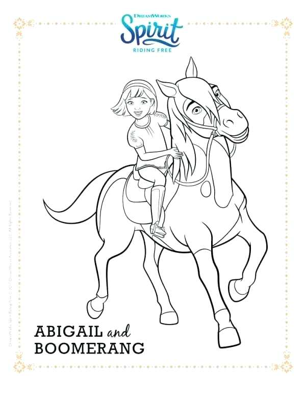 600x776 Spirit Horse Coloring Pages To Print Kids N Of Riding Free