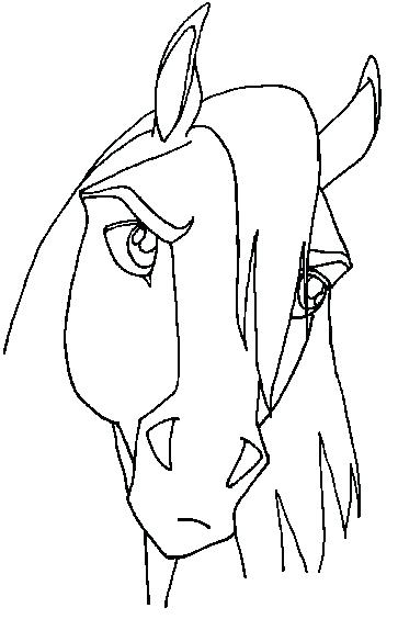 363x564 Spirit Stallion Of The Cimarron Coloring Pages Image Result