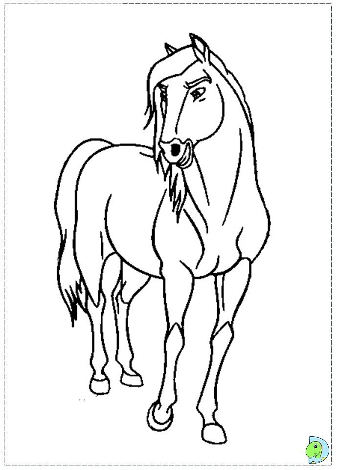 691x960 Spirit Coloring Pages To Download And Print For Free Spirit