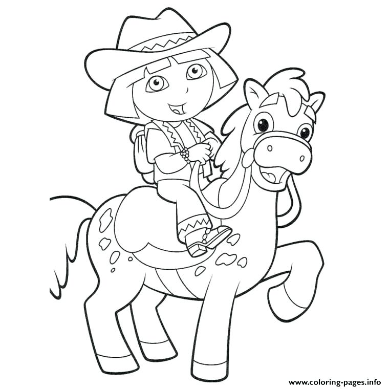 760x760 Horse Coloring Pages To Print Horse Coloring Pages Print Download