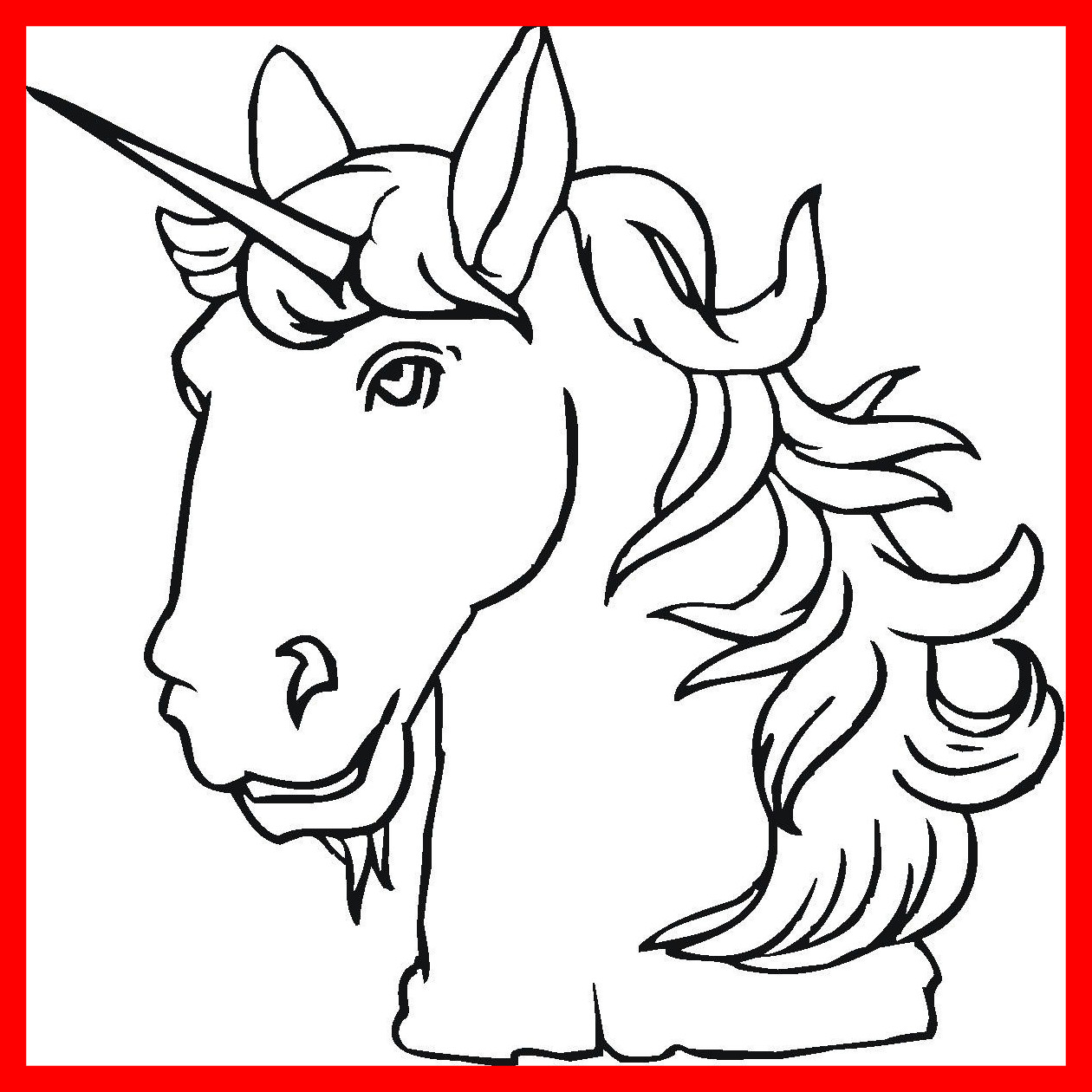 1260x1260 Awesome Horse Head Coloring Pages Lifeafterdeportation Org Pict