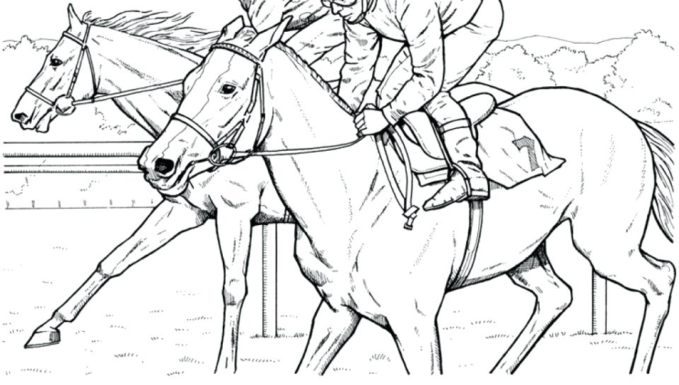 960x544 Horses Coloring Pages Free Coloring Pages Horse And Foal Coloring
