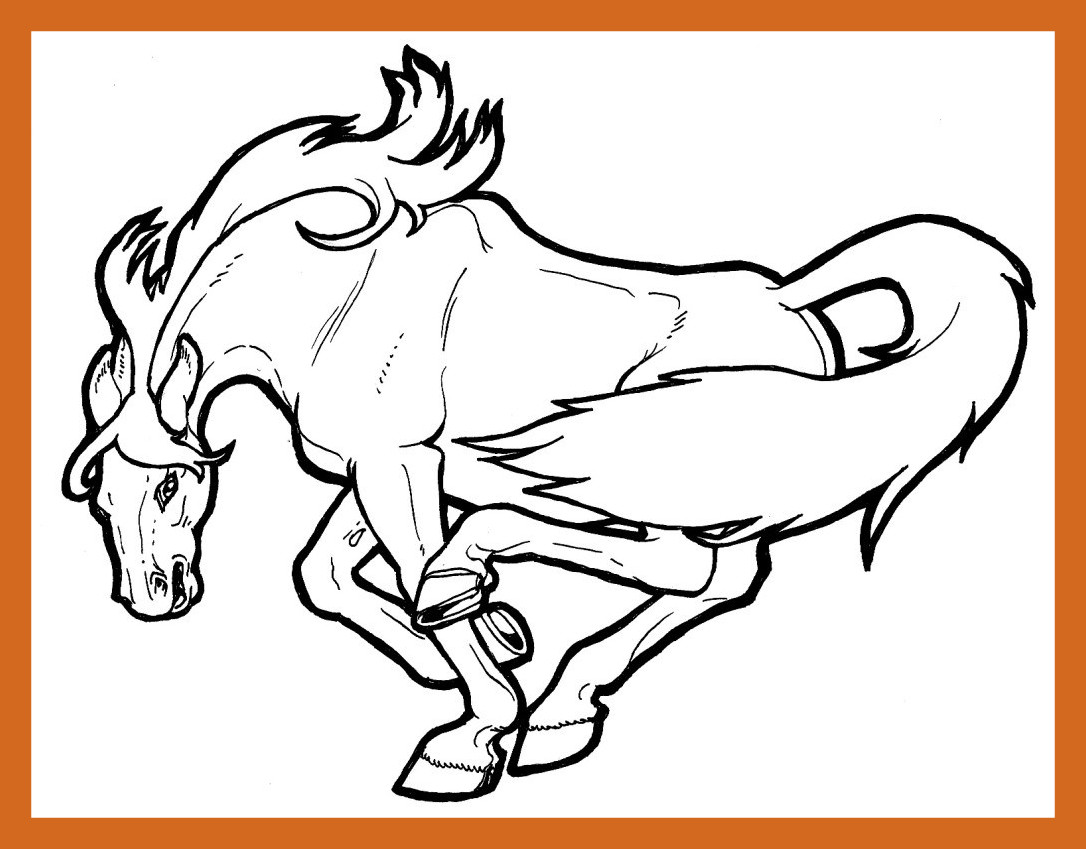 1086x849 Marvelous Horse Coloring Page Vitlt Image For Jockey Styles