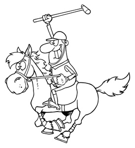 274x300 Free Racehorse Clipart Image Horse Clipart