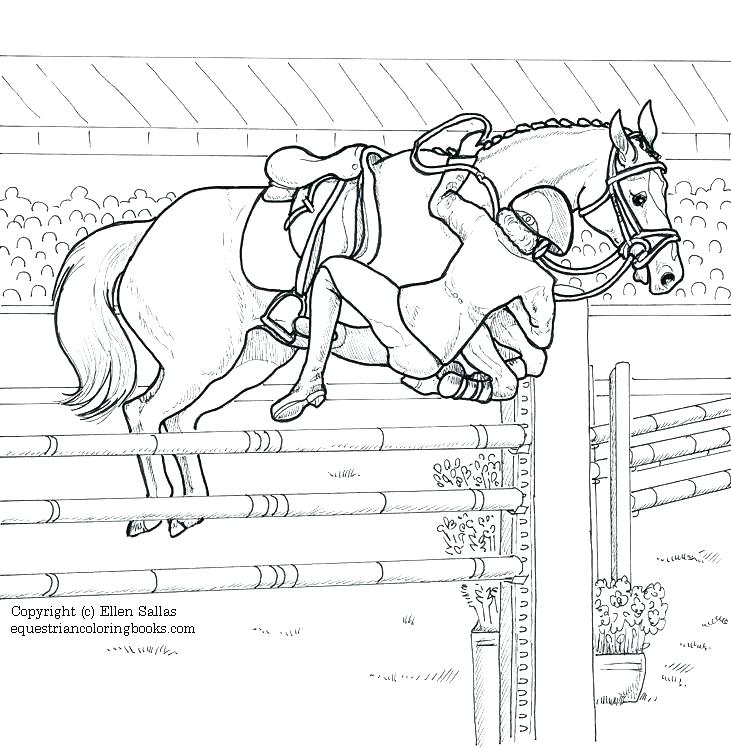 731x747 Horse Coloring Book Pages Kids Coloring Coloring Pages Of A Horse