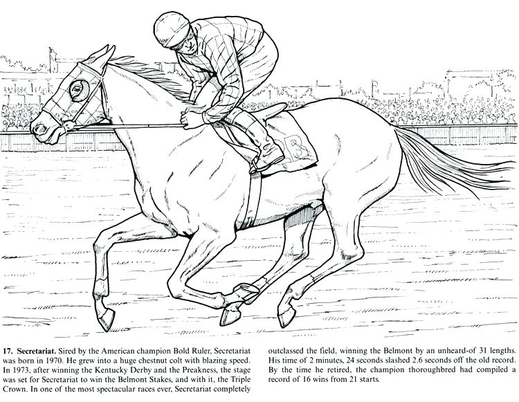 750x581 Colouring Pages Of Horses Racing Coloring Pages Horse Coloring