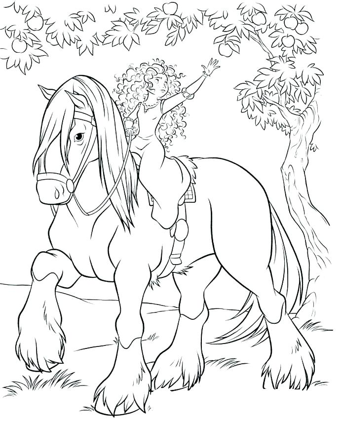 687x859 Horseback Riding Coloring Pages Horse Riding Colouring Pages