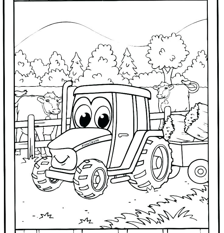 736x768 Coloring Pages Of Trucks And Trailers